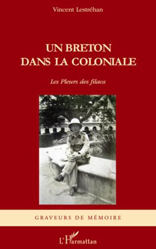 Couverture Un Breton dans la Coloniale