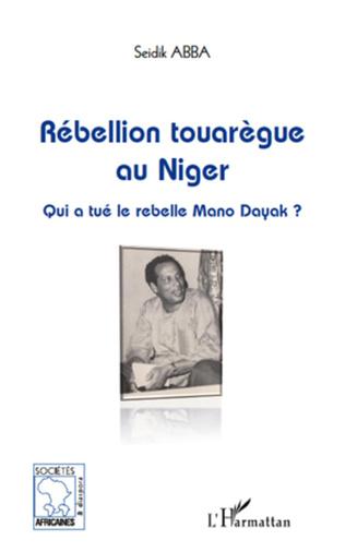 Couverture Rébellion touarègue au Niger