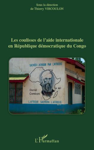 Couverture Les coulisses de l'aide internationale en République démocratique du Congo
