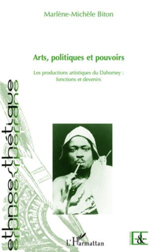 Couverture Arts, politiques et pouvoirs
