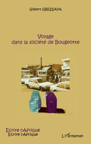 Couverture Voyage dans la société de Bougeotte