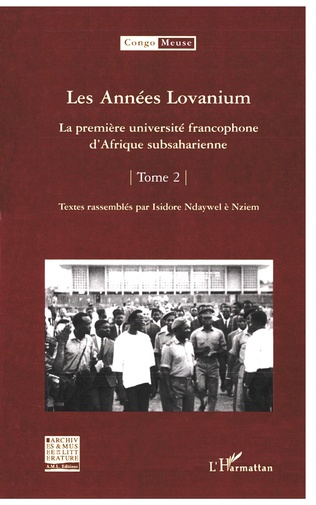 Couverture le Congo en quête des Samouraï du développement