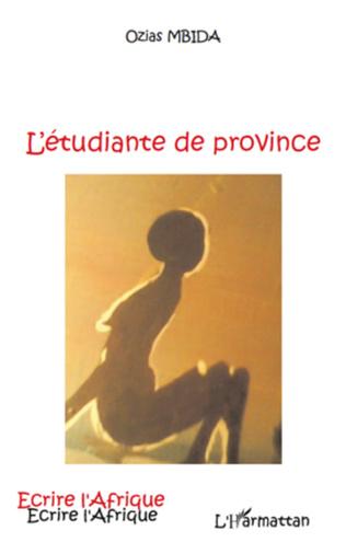Couverture L'étudiante de province