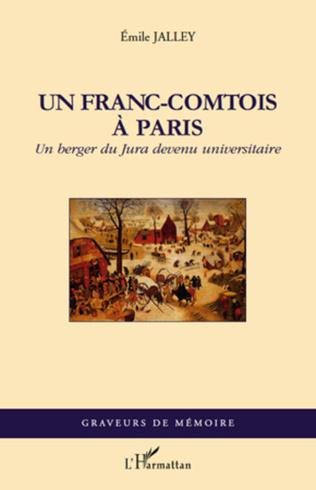 Couverture Un Franc-Comtois à Paris