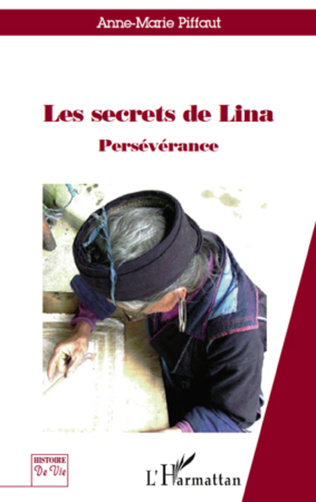 Couverture Les secrets de Lina