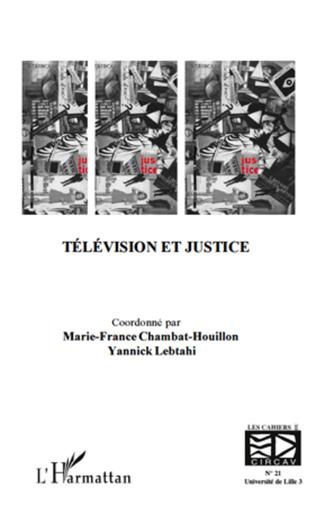 Couverture Télévision et justice