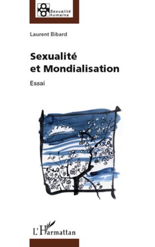 Couverture Sexualité et mondialisation