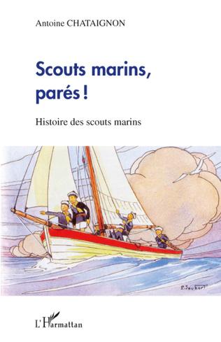 Couverture Scouts marins, parés !