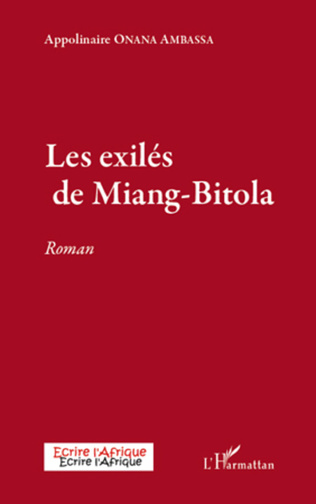 Couverture Les exilés de Miang-Bitola