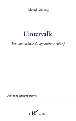 Couverture L'intervalle