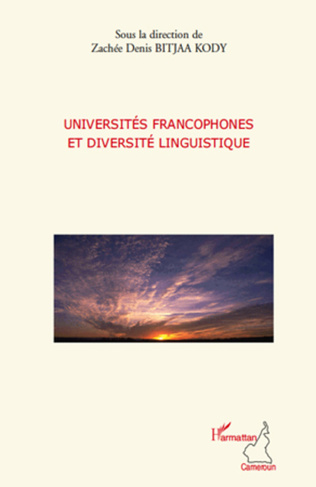Couverture LANGUES OCCIDENTALES ET EXPRESSION DE LA CULTURE AFRICAINE : LE CAS DE L'ART DIVINATOIRE NGAMBI