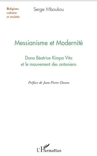Couverture Messianisme et modernité