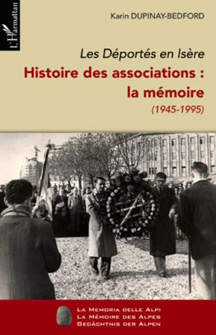 Couverture Les Déportés en Isère (Tome II)