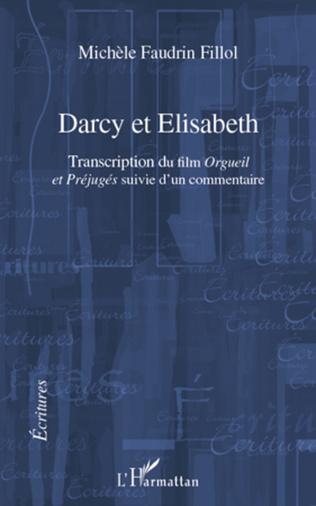 Couverture Darcy et Elisabeth