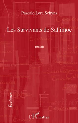 Couverture Les survivants de Sallimoc