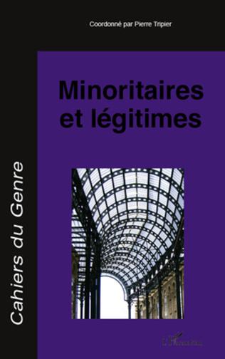 Couverture Minoritaires et légitimes