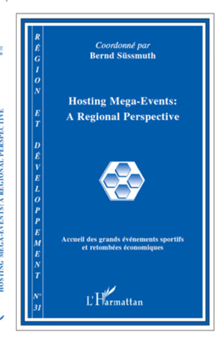 Couverture Hosting Mega-Events : a Regional Perspective