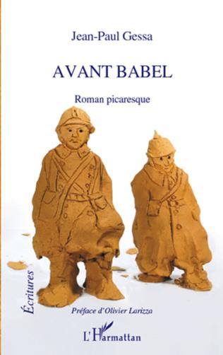 Couverture Avant Babel
