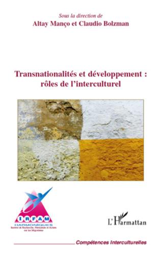 Couverture Transnationalités et développement : rôles de l'interculturel