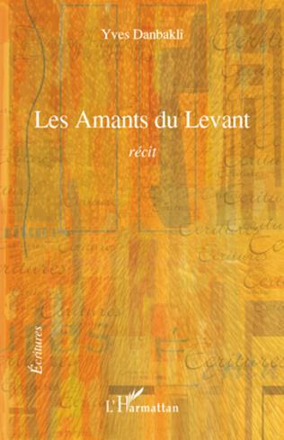 Couverture Les Amants du Levant