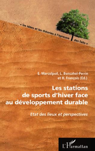 Couverture Les stations de sports d'hiver face au développement durable