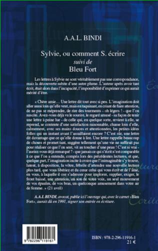 Couverture Sylvie, ou comment S. écrire