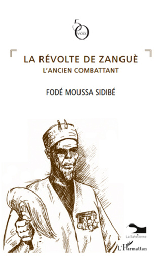 Couverture La révolte de Zanguè l'ancien combattant