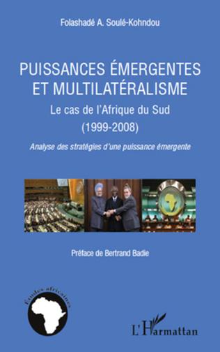 Couverture Puissances émergentes et multilatéralisme