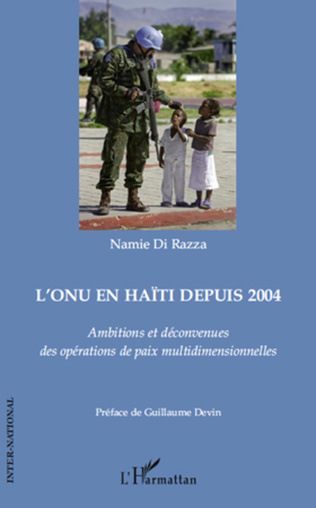 Couverture L'ONU en Haïti depuis 2004