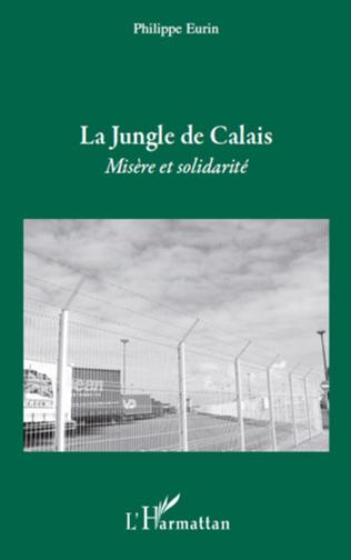 Couverture La jungle de Calais