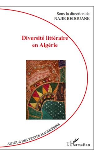 Couverture Diversité littéraire en Algérie