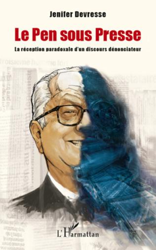 Couverture Le Pen sous presse