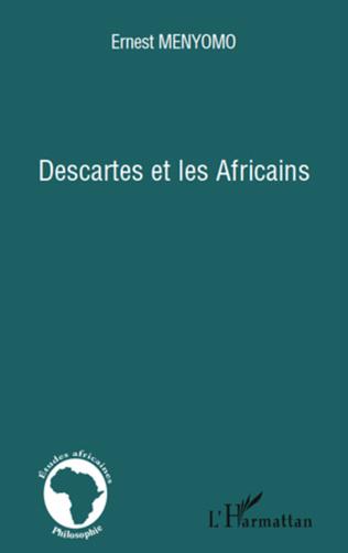 Couverture Descartes et les Africains