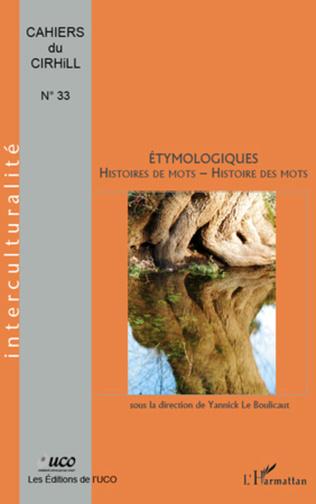 Couverture Etymologiques