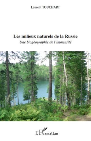 Couverture Les milieux naturels de la Russie