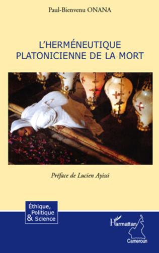 Couverture L'herméneutique platonicienne de la mort
