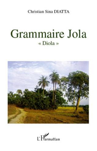 Couverture Grammaire Jola