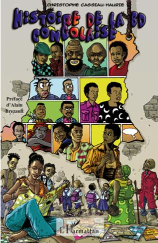 Couverture Histoire de la BD congolaise