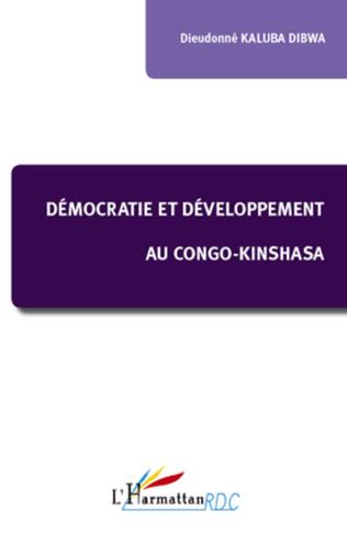 Couverture Démocratie et développement au Congo-Kinshasa