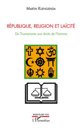 Couverture République, religion et laïcité