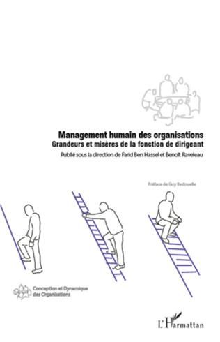 Couverture Management humain des organisations