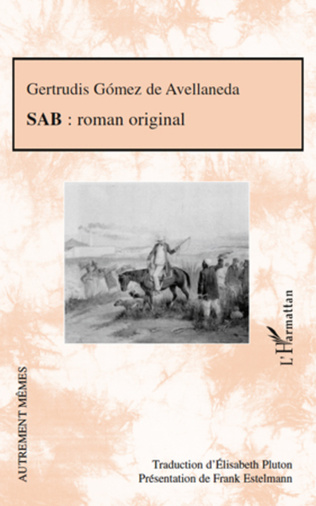 Couverture SAB : roman original