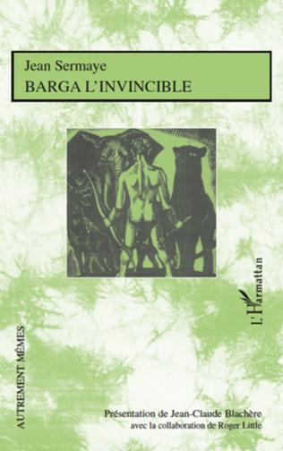 Couverture Barga l'invincible