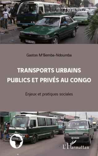 Couverture Transports urbains publics et privés au Congo