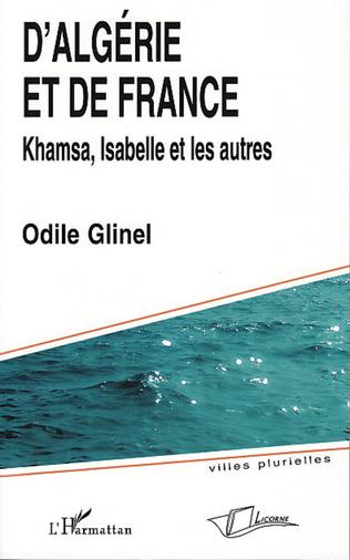 Couverture D'Algérie et de France
