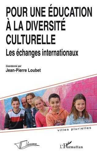 Couverture Pour une éducation à la diversité culturelle