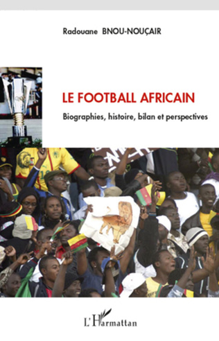 Couverture Le football africain