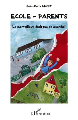 Couverture Ecole - parents