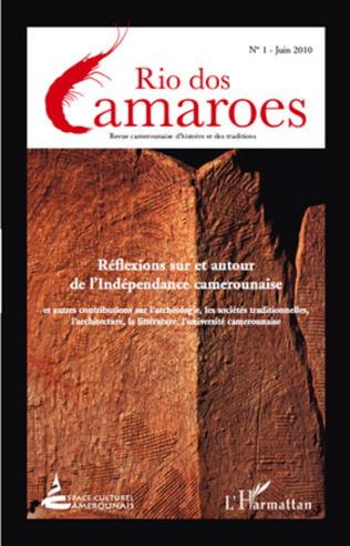 Couverture Réflexions sur et autour de l'Indépendance camerounaise