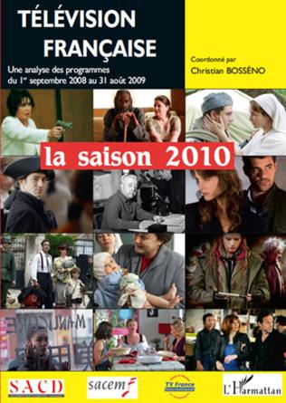 Couverture Télévision française La saison 2010